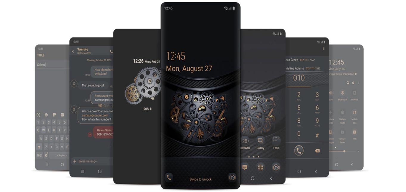 Personaliza tu celular con Galaxy Themes – Samsung Newsroom Perú
