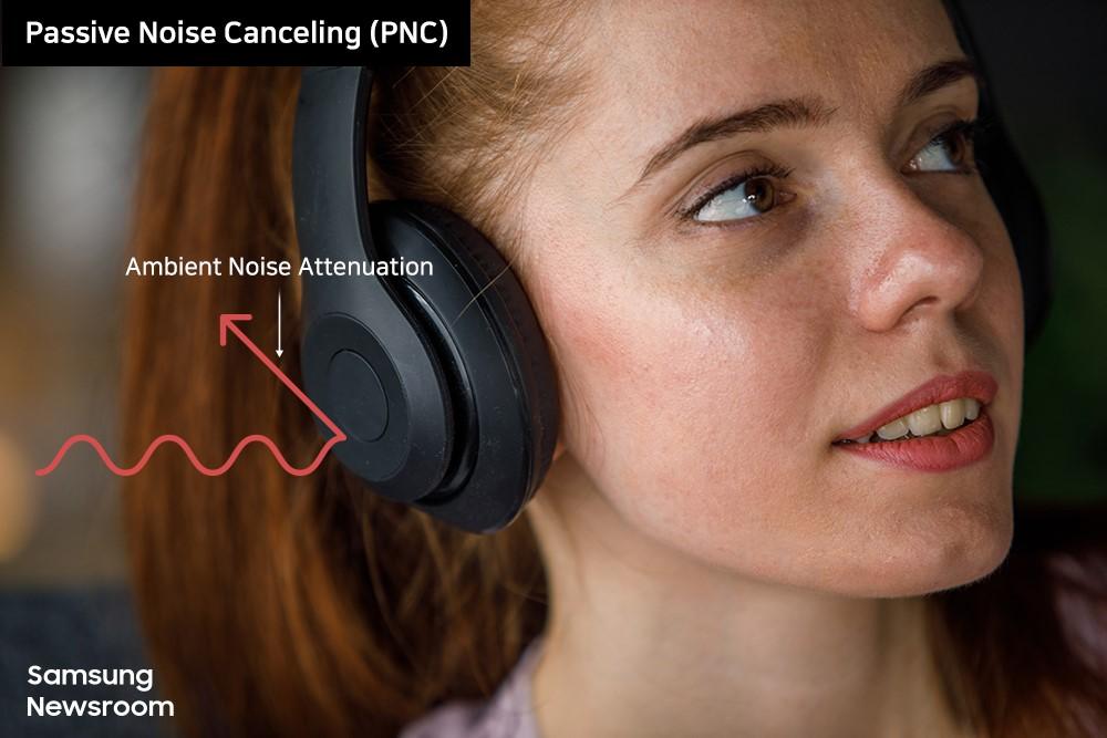 Descubre como funciona la tecnología de cancelación de ruido – Samsung Newsroom Perú