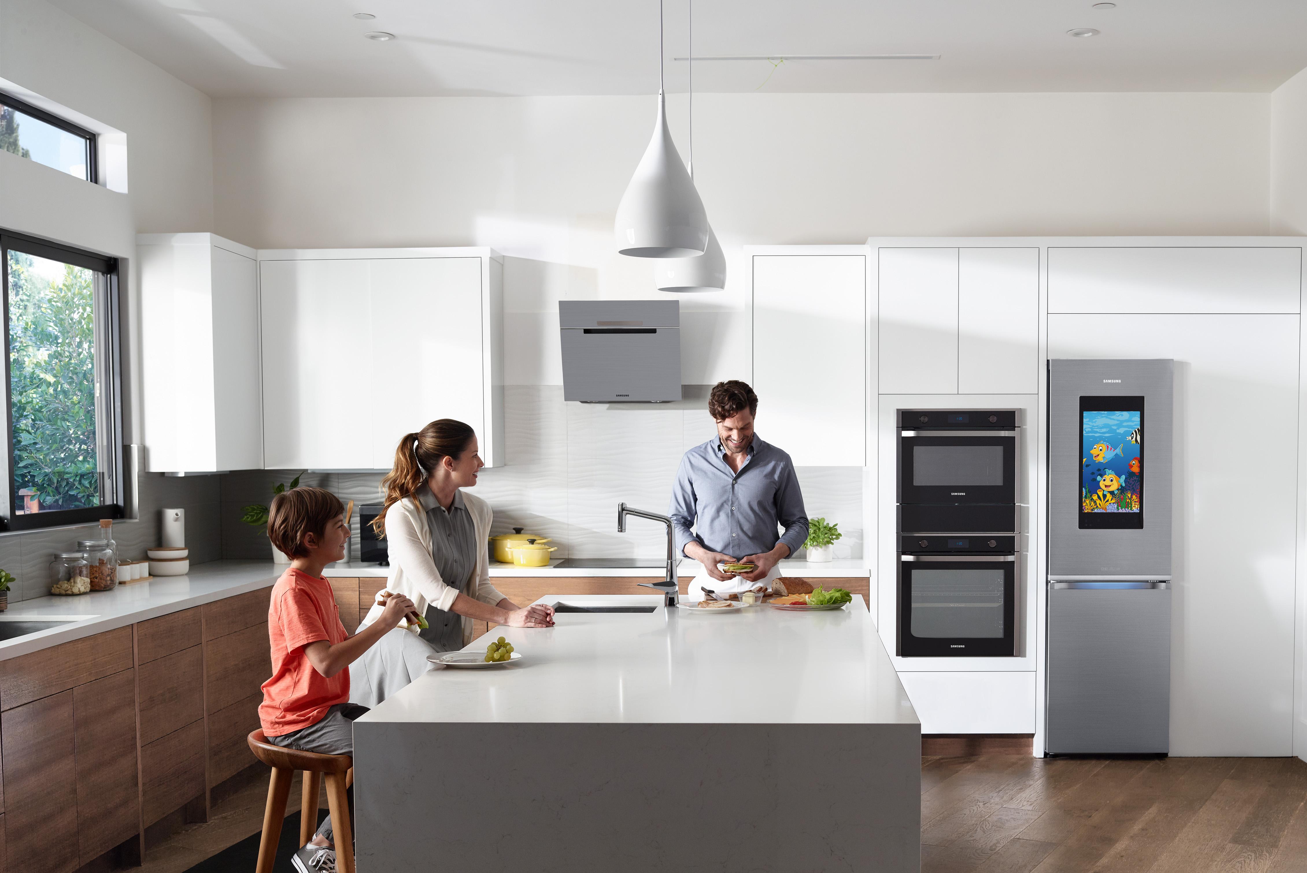 Family Hub_Dual Cook
