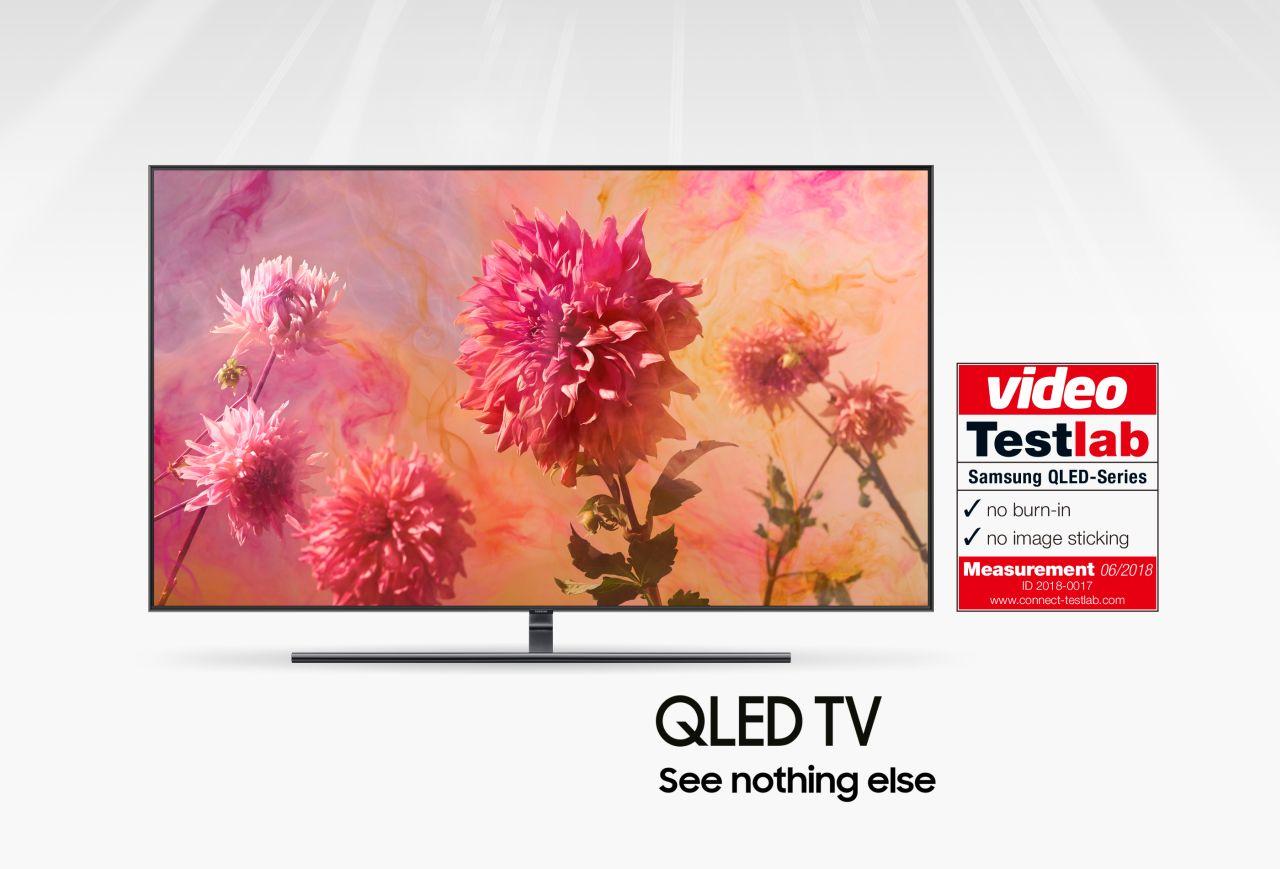 QLED TV_Testlab