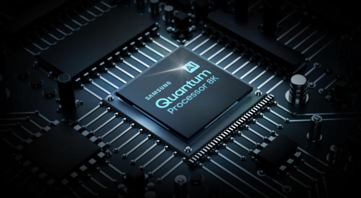 Qled 8k Quantum Processor 8K