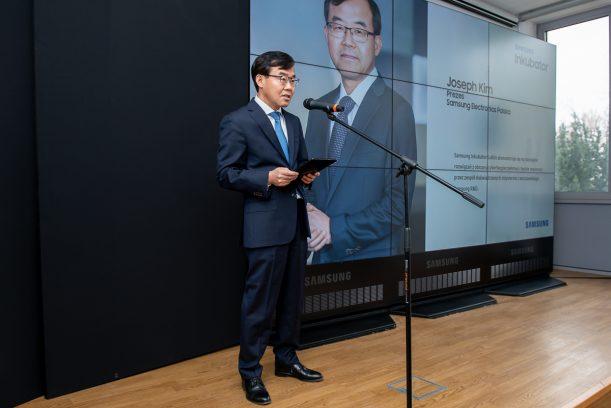 Prezes Joseph Kim