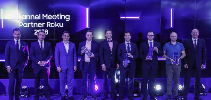 Spotkanie partnerów Samsung