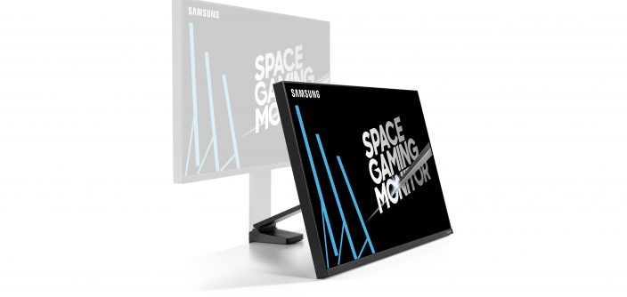 SR75Q Space Monitor
