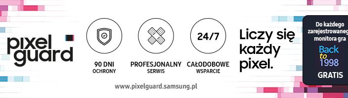 Akcja promocyjna Samsung Pixel Guard