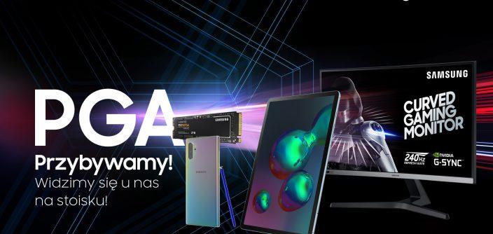 PGA 2019 Samsung4gamers x Komputronik Gaming