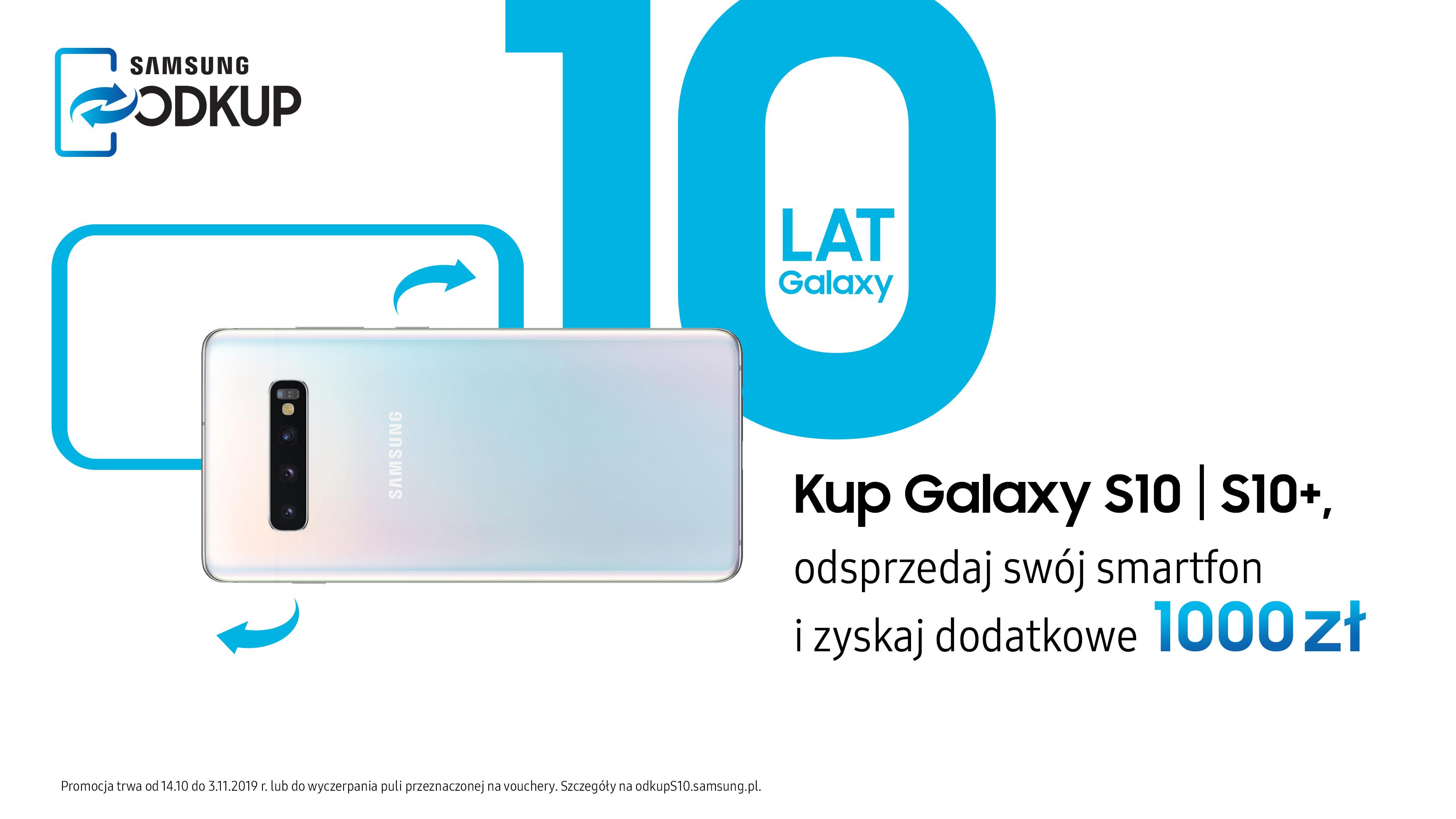Kup Samsung Galaxy S10