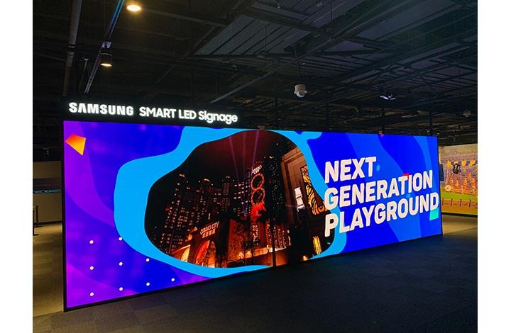 Samsung LED Signage_1