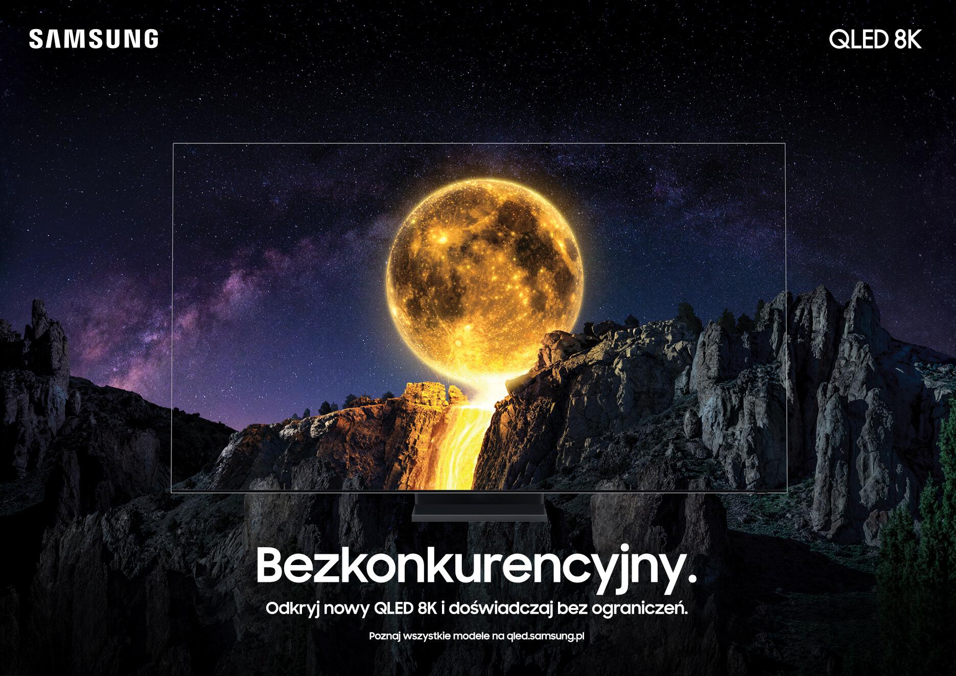 Kampania QLED 8K