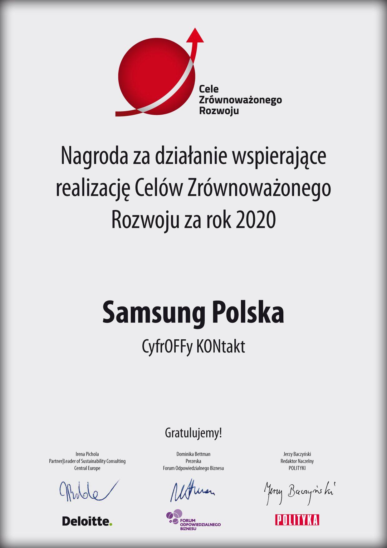 Samsung_nagroda