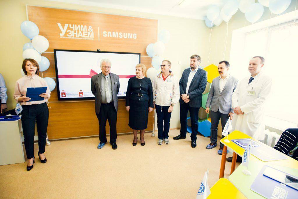 Два учебных класса «УчимЗнаем» в Перми