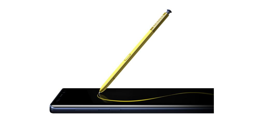 Перо Samsung S Pen