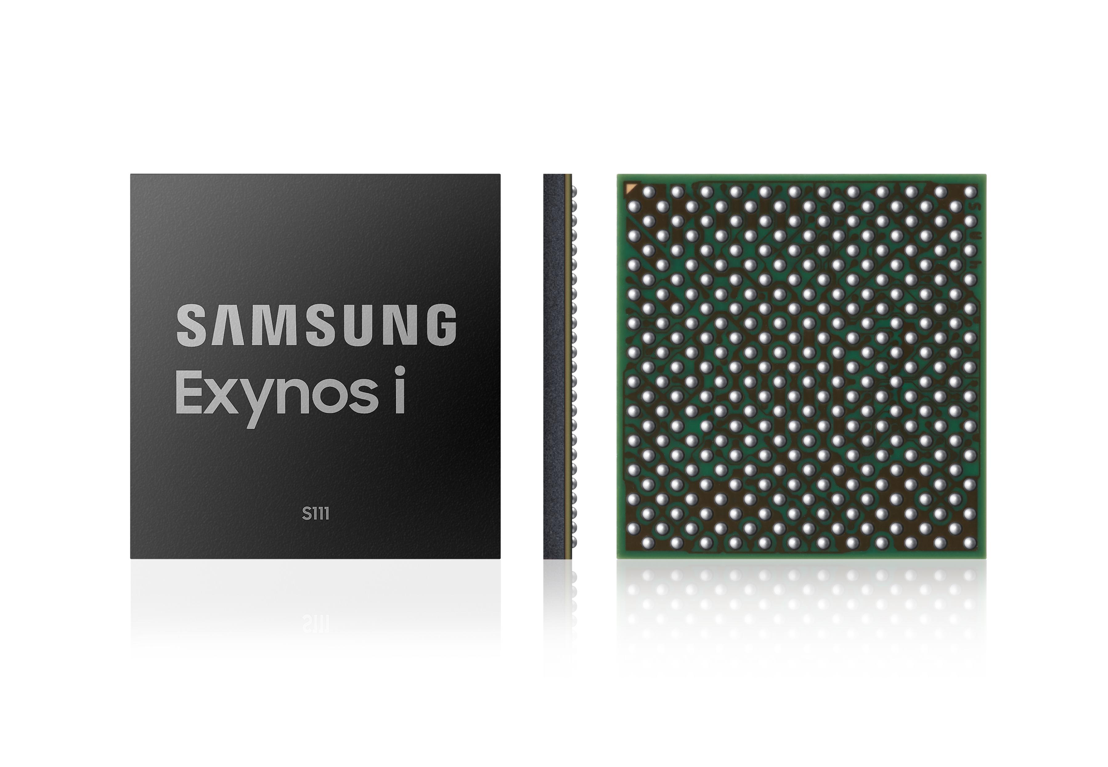 Процессор Samsung Exynos i S111