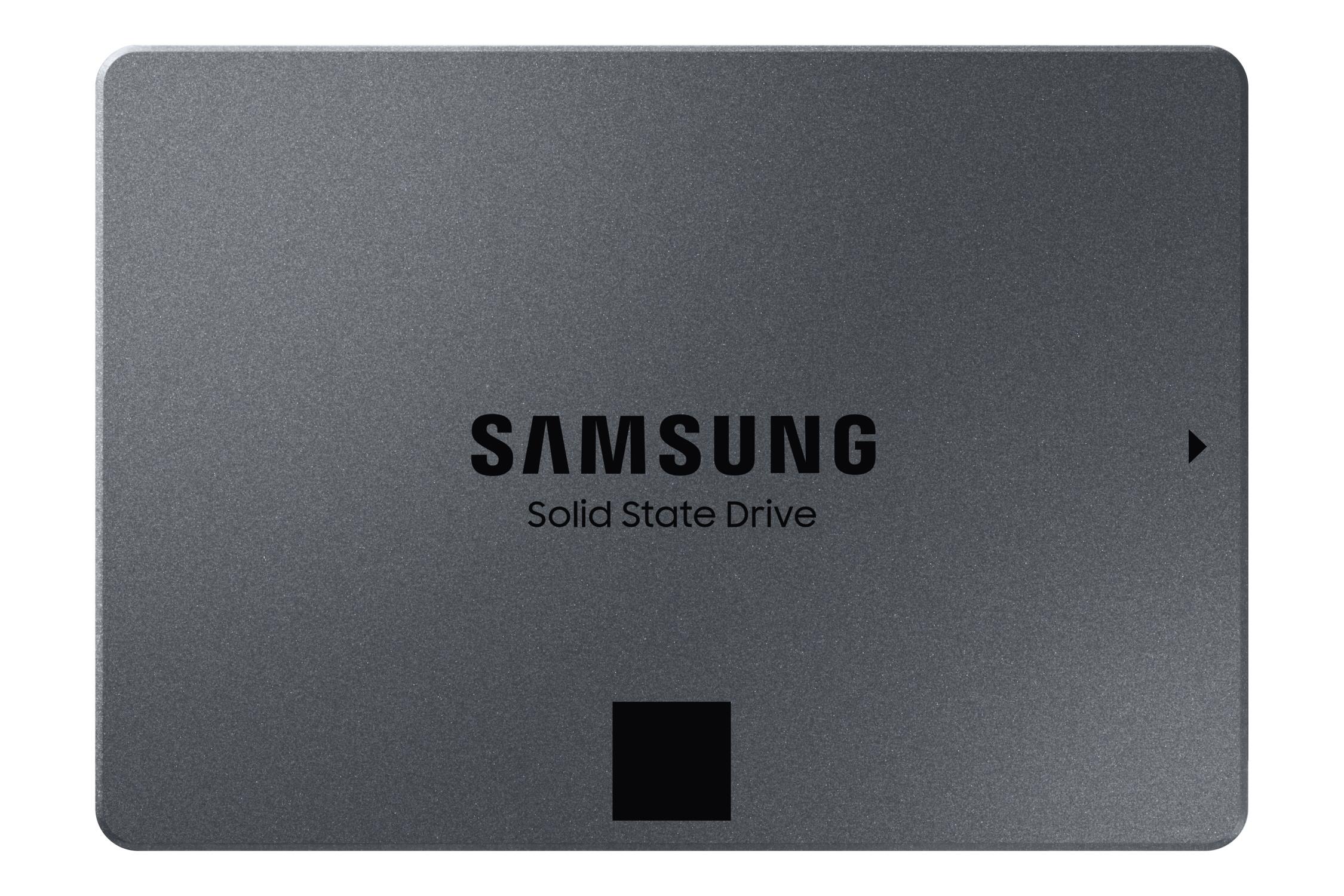 Твердотельные накопители Samsung 860 QVO