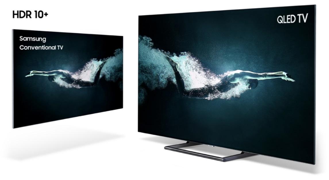Как Samsung Electronics развивает стандарт HDR10+