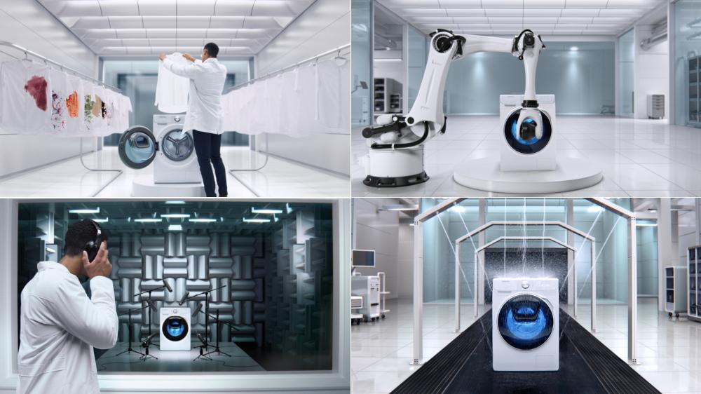 Samsung QuickDrive™ прошла проверку более 150 лабораторных тестов