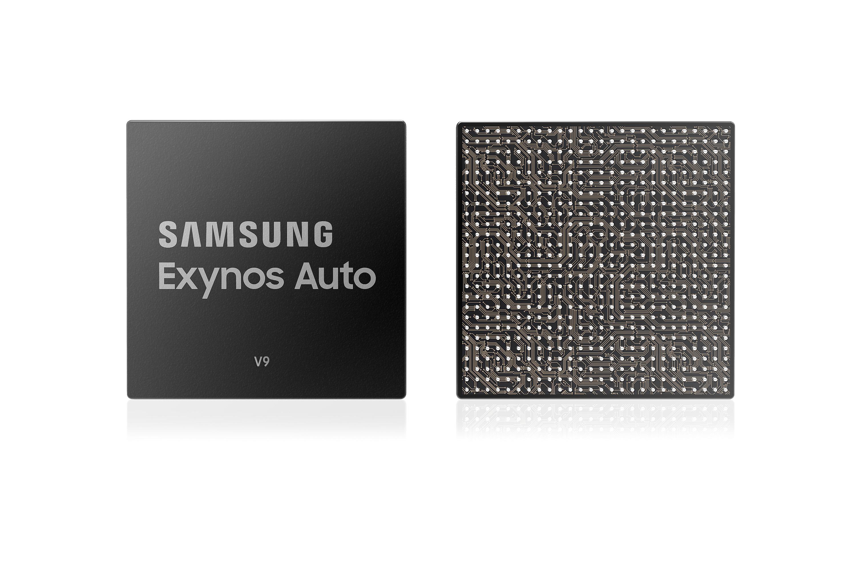 Samsung представляет процессор Exynos Auto V9 для информационно-развлекательной системы Audi нового поколения