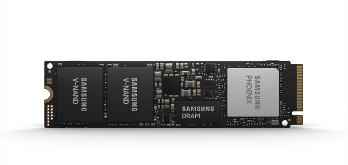 Samsung NVMe SSD-накопители 970 EVO Plus