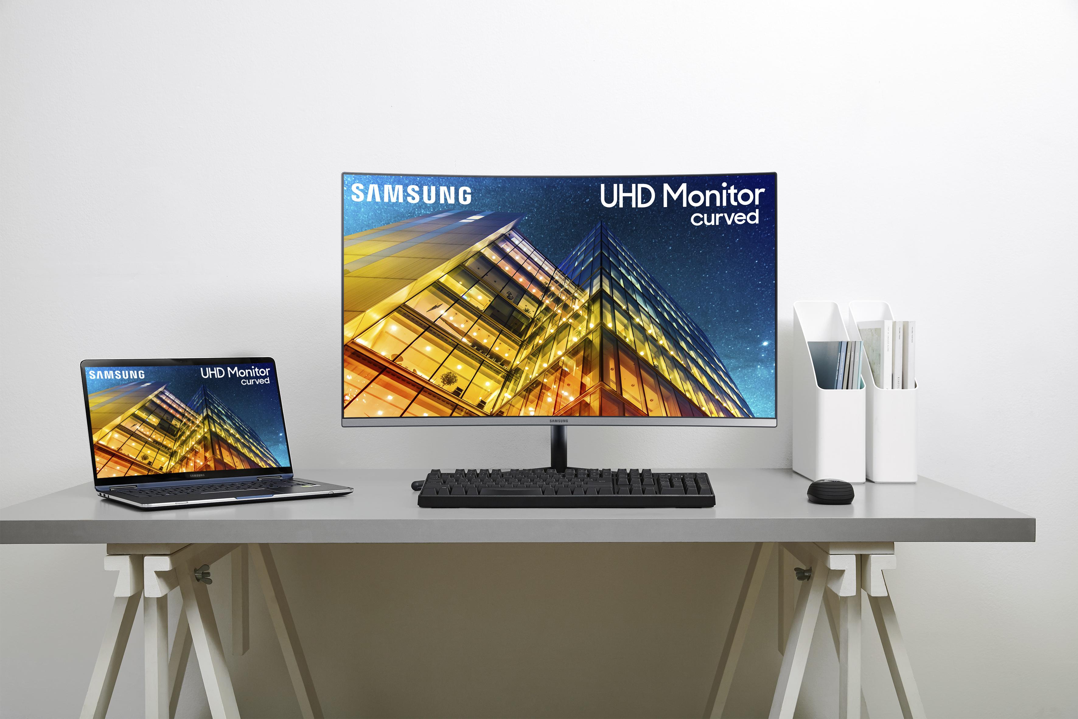 Samsung представляет модельный ряд мониторов 2019 года