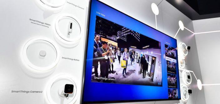 Как линейка Samsung Smart TV 2019 года меняет способы взаимодействия с телевизором