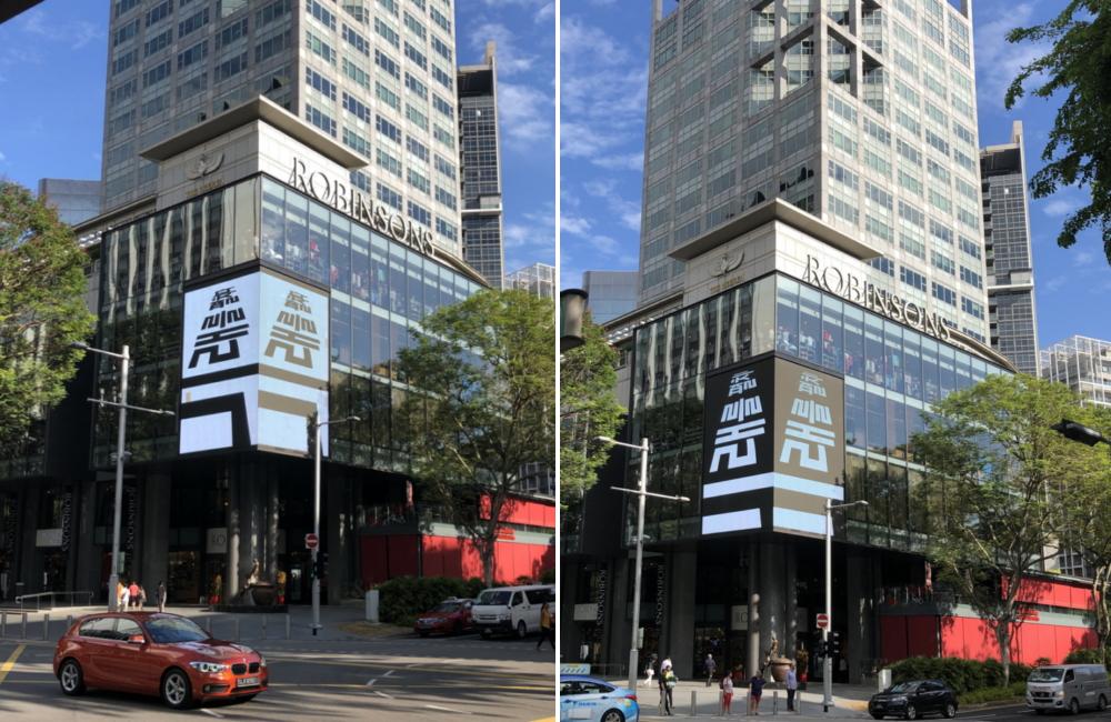 Samsung запустила интригующую рекламу на корейском языке
