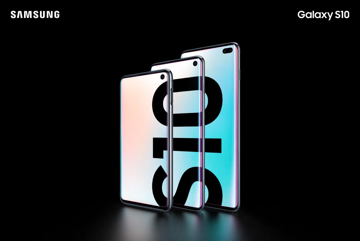 Samsung Galaxy S10: больше экран, больше камер, больше выбора