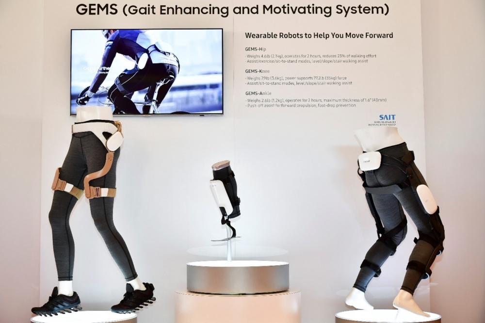 Samsung расширяет линейку роботизированных устройств Bots