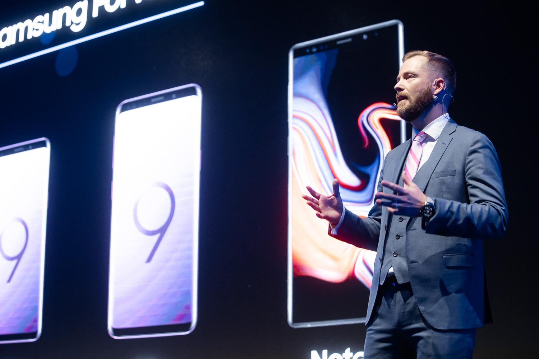 Samsung представила новые продукты и сетевые решения на Samsung Forum 2019