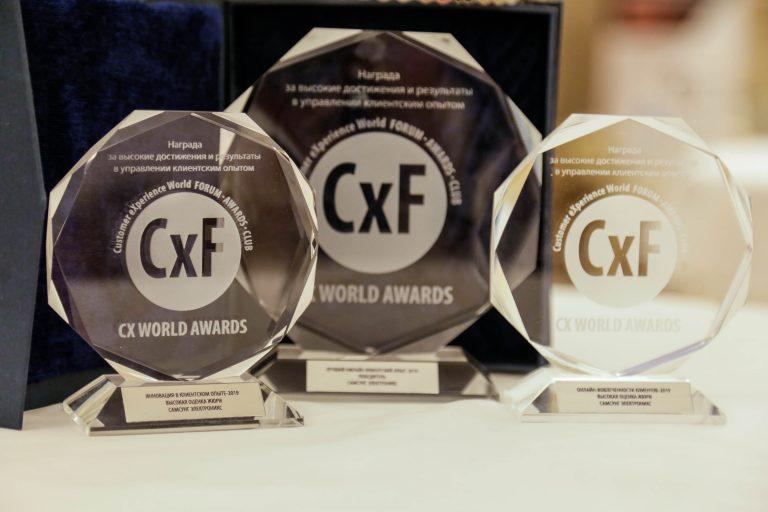 Samsung стала лауреатом международной премии за лучший клиентский опыт