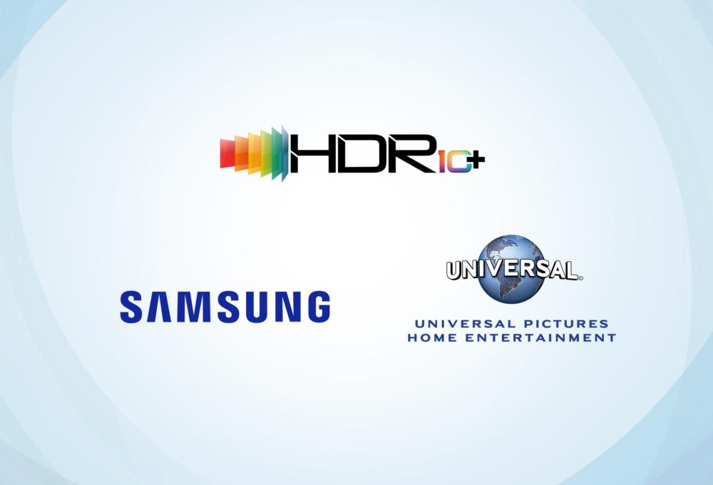 Samsung Electronics и Universal Pictures Home Entertainment начинают сотрудничество в области создания контента в HDR10+