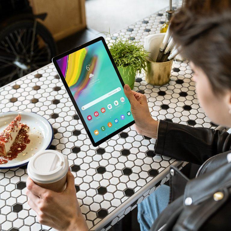 Планшет Samsung Galaxy Tab S5e уже в продаже