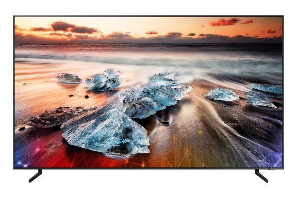 Самый большой телевизор Samsung QLED 8K  с диагональю 98 дюймов появился в России