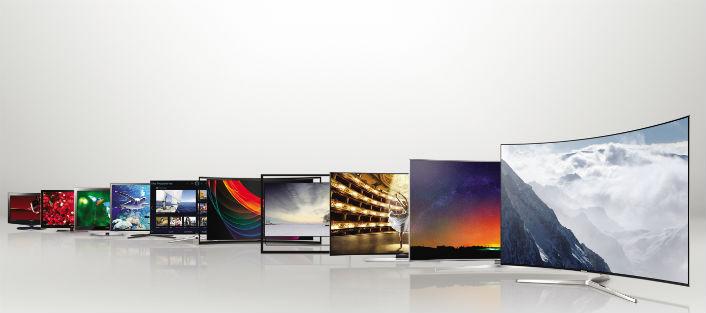 Samsung Electronics: путь компании к совершенству в мире ТВ