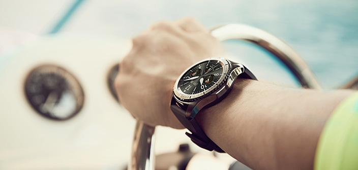 Samsung обновила ПО для Galaxy Watch, Gear Sport и Gear S3