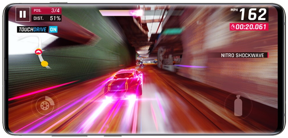 Скорости – выше, геймплей – лучше с Samsung Galaxy S10