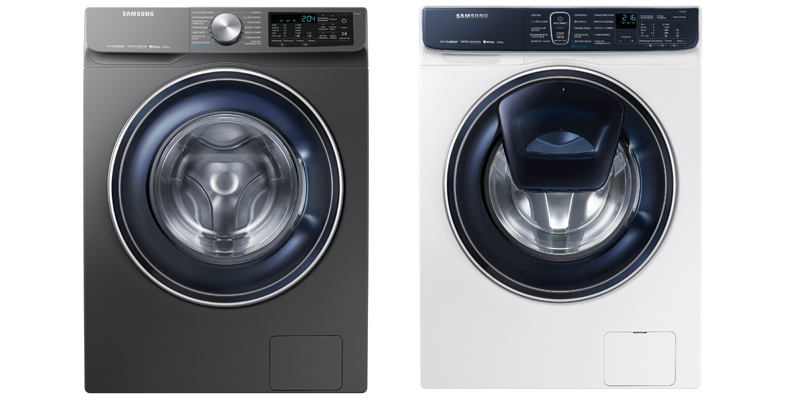 Samsung начала производство стиральных машин WW6600R и WW6100R