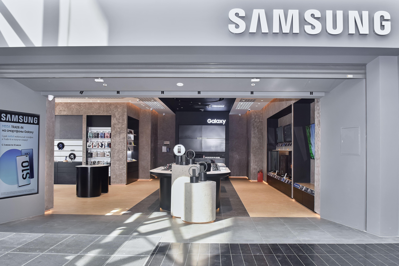 Новый Samsung Сервис Плаза открылся в Санкт-Петербурге