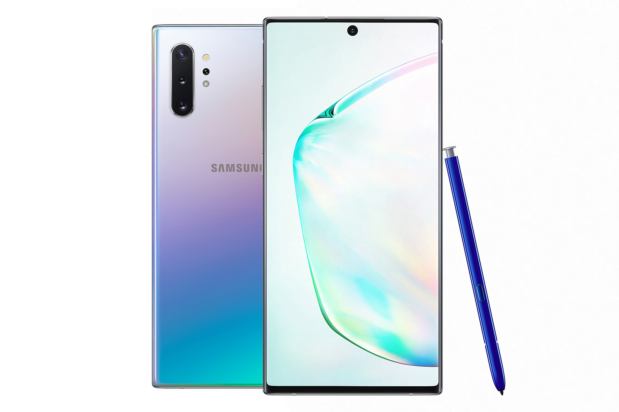 Смартфоны Samsung Galaxy Note10 и Note10+