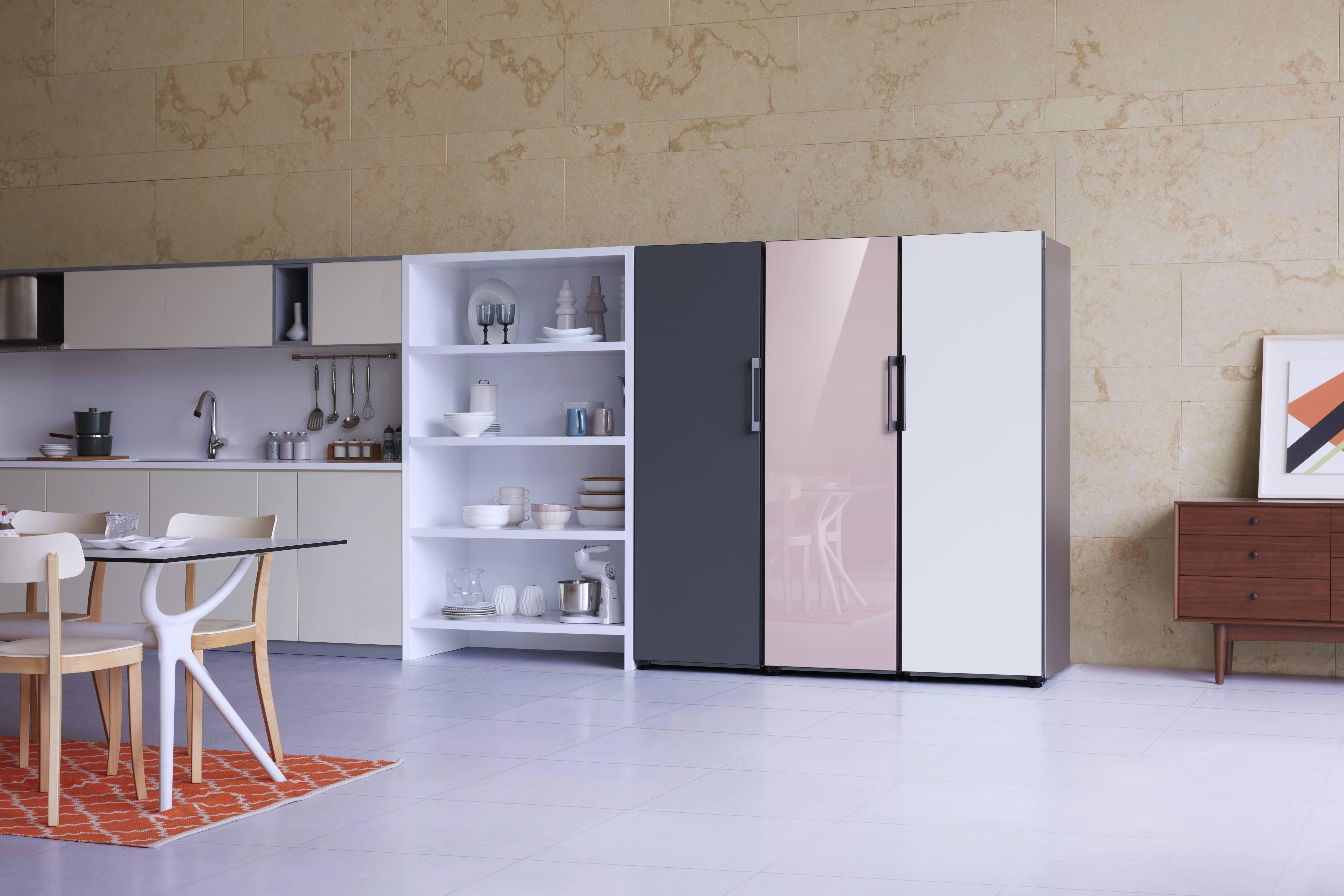 На IFA 2019 Samsung представит холодильник BESPOKE и  новую линейку премиальной встраиваемой бытовой техники