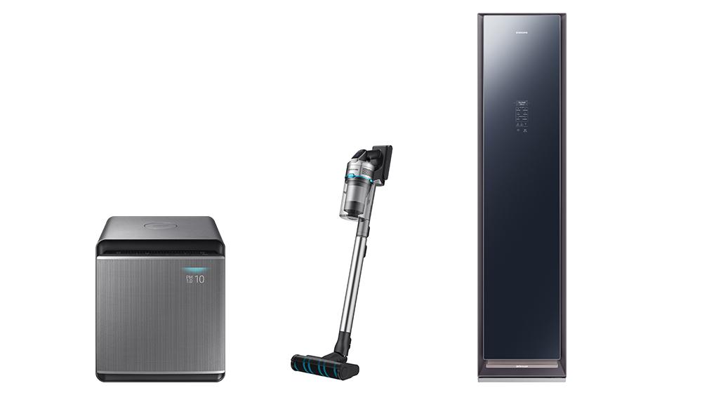 Samsung представит три новых многофункциональных продукта в сегменте бытовой техники на IFA-2019