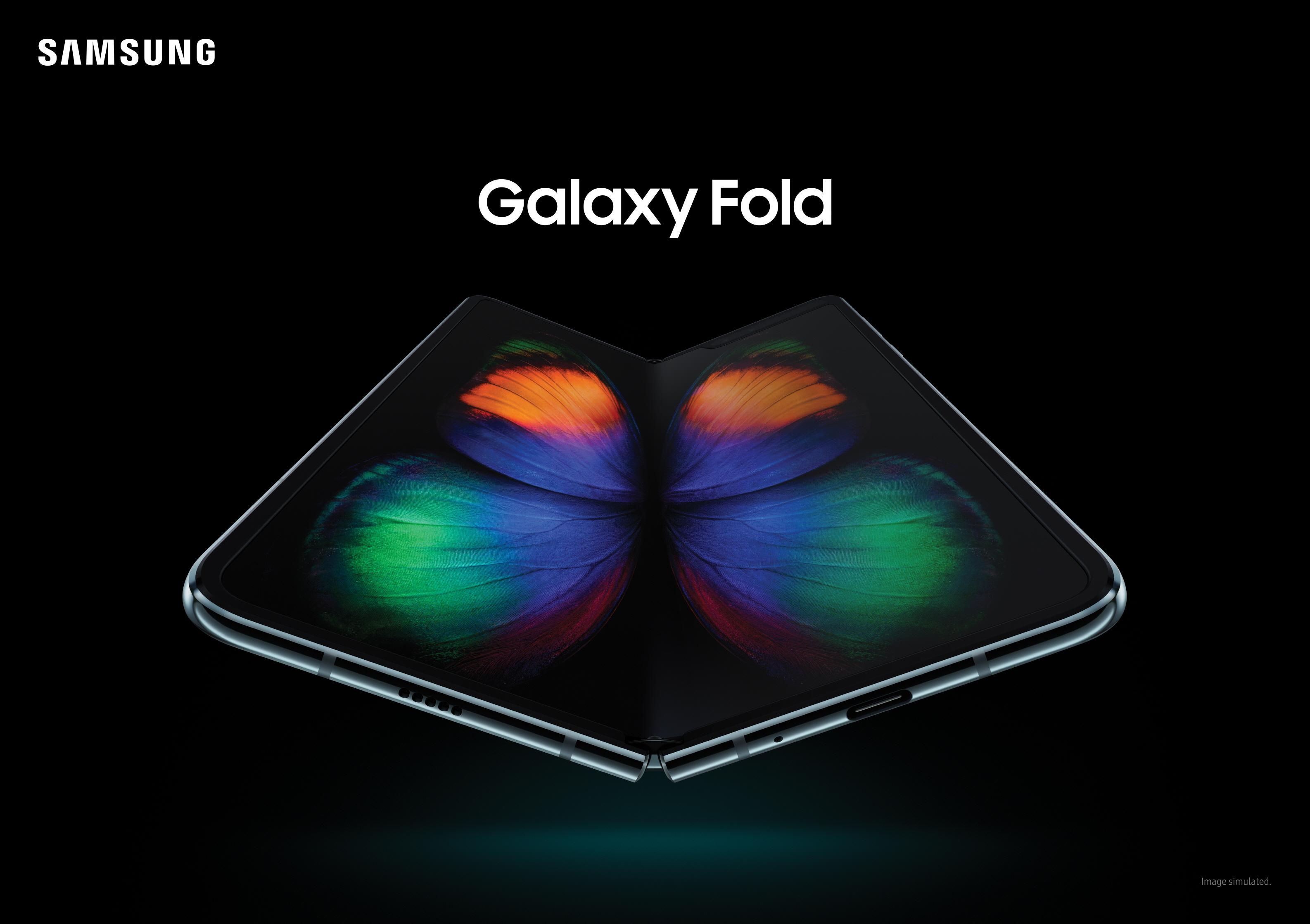 Samsung Galaxy Fold поступает в продажу
