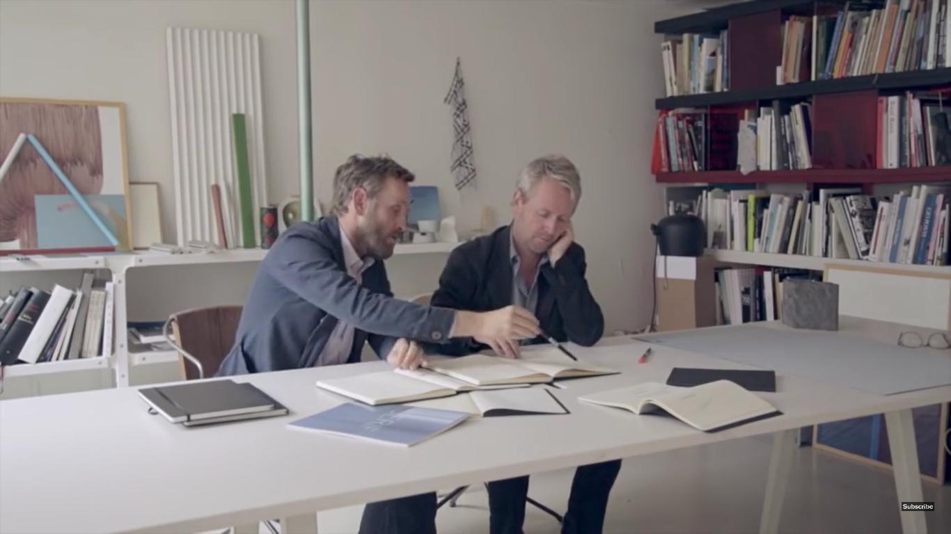 [Интервью]  Эрван и Ронан Буруллеки: «В The Serif одновременно сочетаются инновации и традиции»
