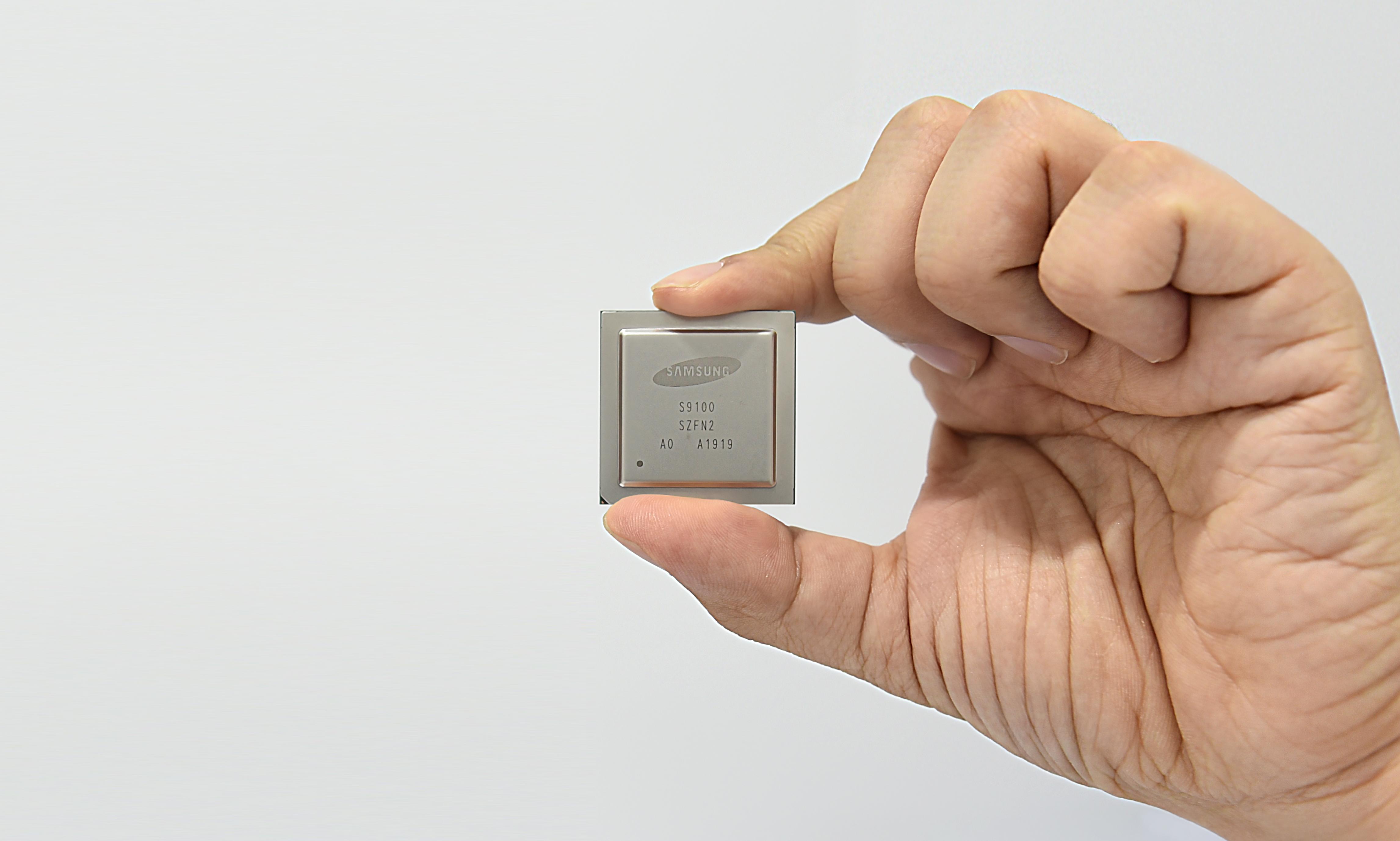 Радиомодуль Samsung 5G NR с поддержкой 28 ГГц