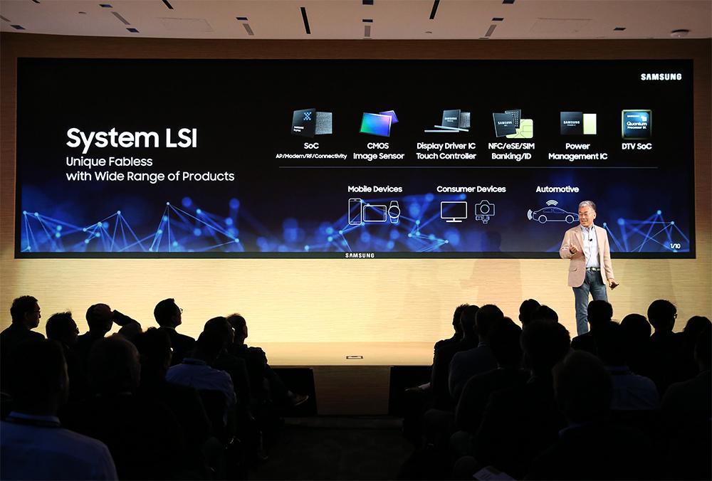 Samsung представила новый мобильный процессор и 5G-модем
