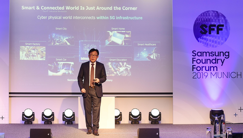 Samsung представила новые микросхемы для автономных авто и электромобилей