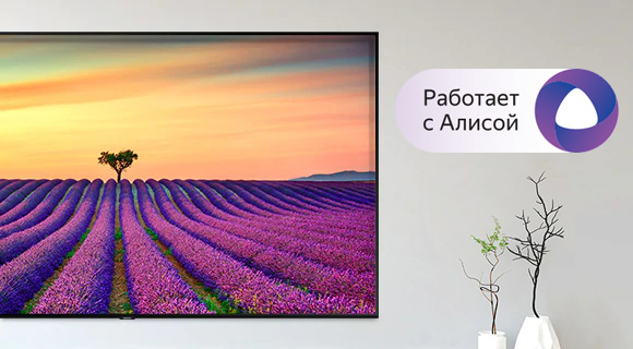 «Алиса» на Samsung Smart TV