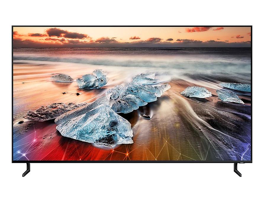 Samsung QLED 8K появились в России