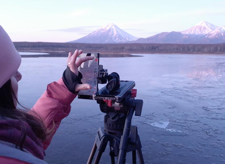 Наша #СтранаКосмос: Samsung раскрывает красоту России в новом проекте Galaxy Note10