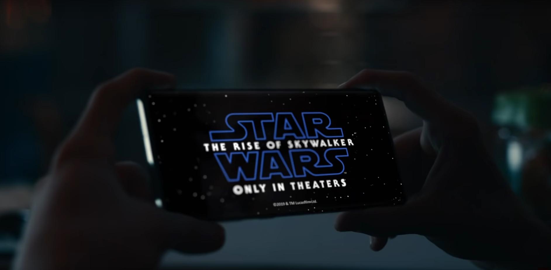 Samsung и «Звездные войны» порадуют фанатов предновогодней коллаборацией