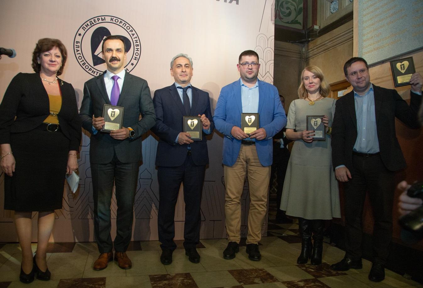 «IT ШКОЛА SAMSUNG» стала победителем конкурса «Лидеры корпоративной благотворительности – 2019»